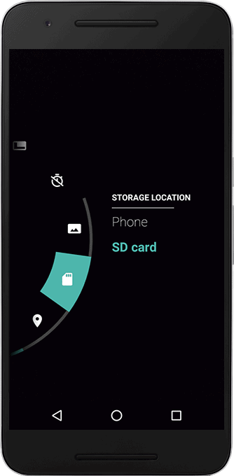 free up android internal storage