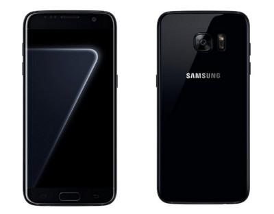 samsung galaxys7 edge black pearl
