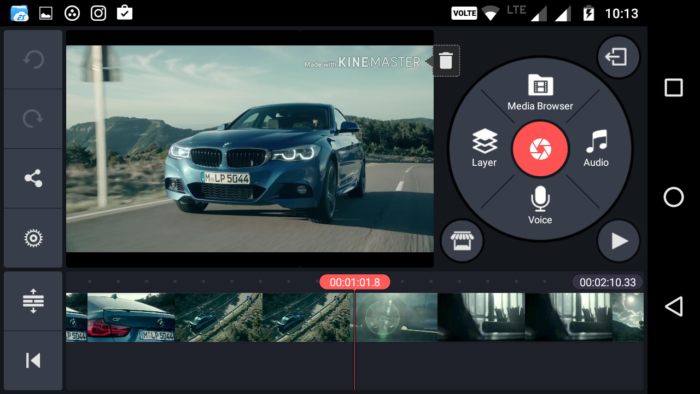 kineMaster BEST VIDEO EDITING APP FOR ANDROID thetechtoys