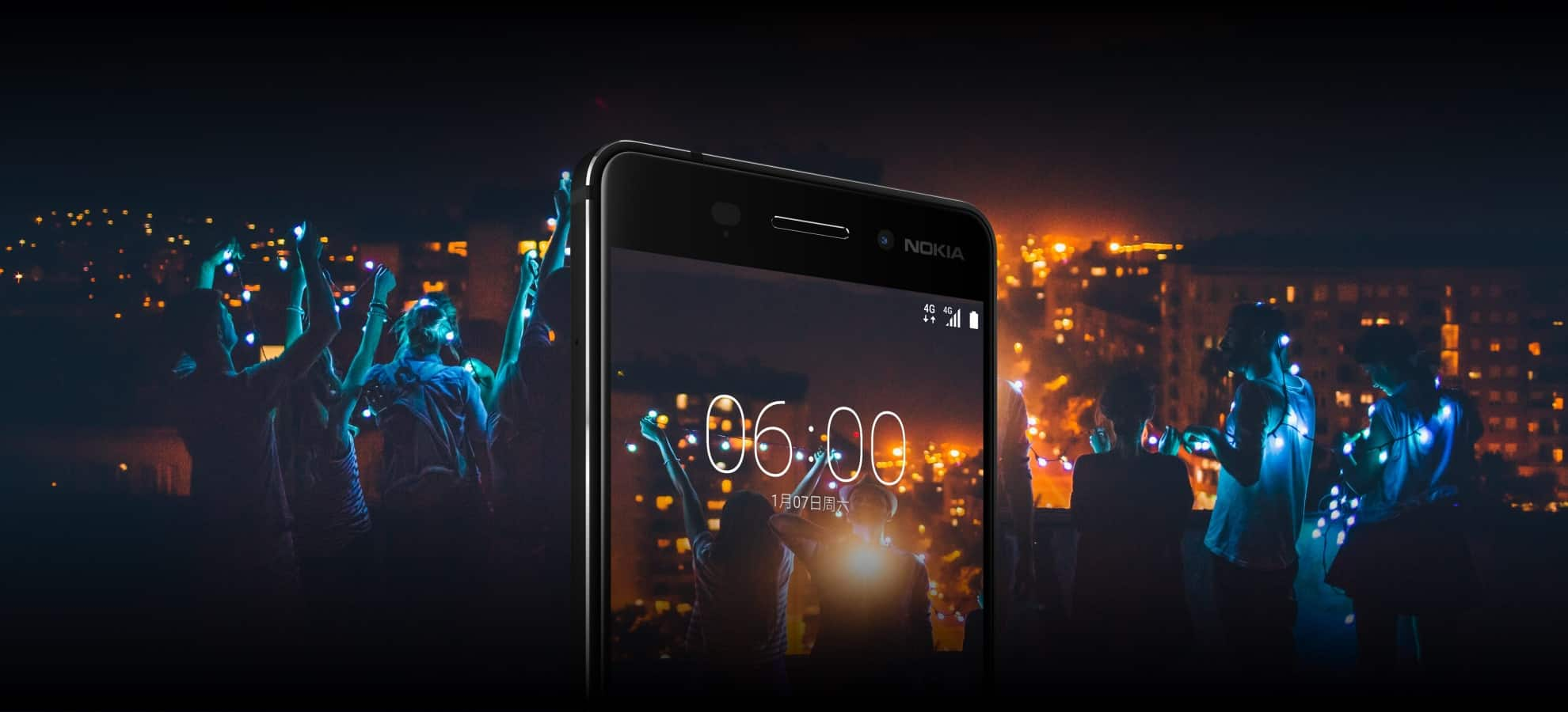 Nokia 6 New Nokia Phone Launched In China See