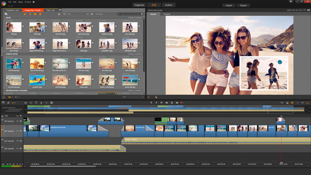 pinnacle studio best video editing software windows mac linux