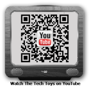 generate QR Code for youtube videos