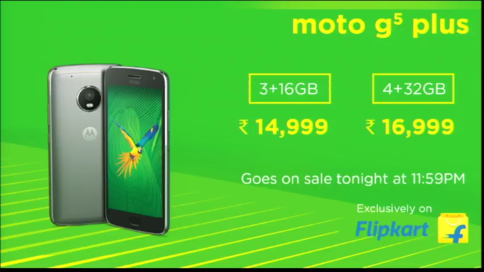 moto g5 plus price india the tech toys dot com