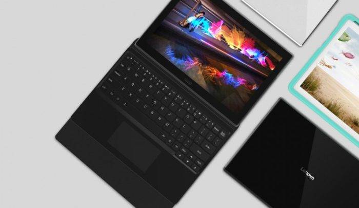 lenovo tablet MWC 2017