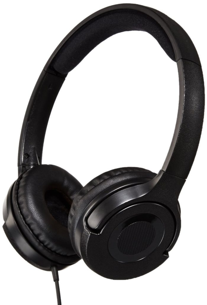 amazonbasics best product light weight headphones