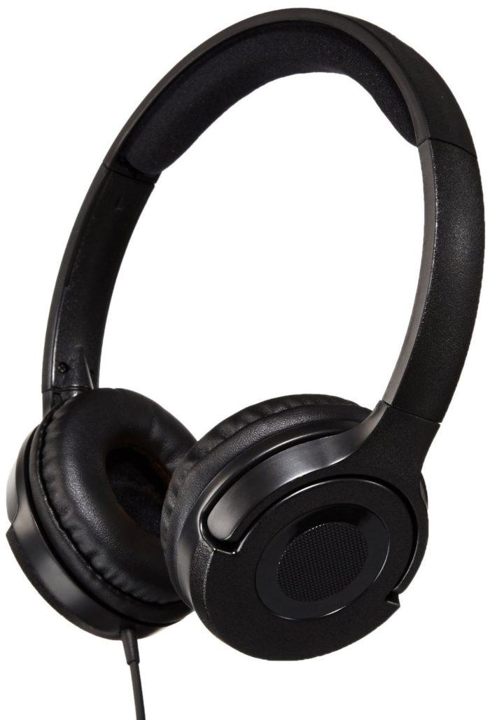 amazonbasics best product light weight headphones