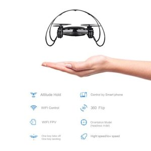 nano drones with camera coolmade fy603 the tech toys