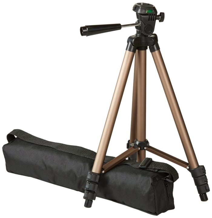 amazon basics tripod the tech toys