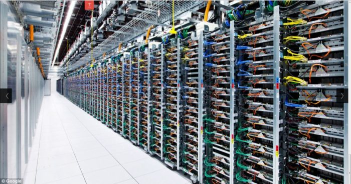 google servers google facts the tech toys