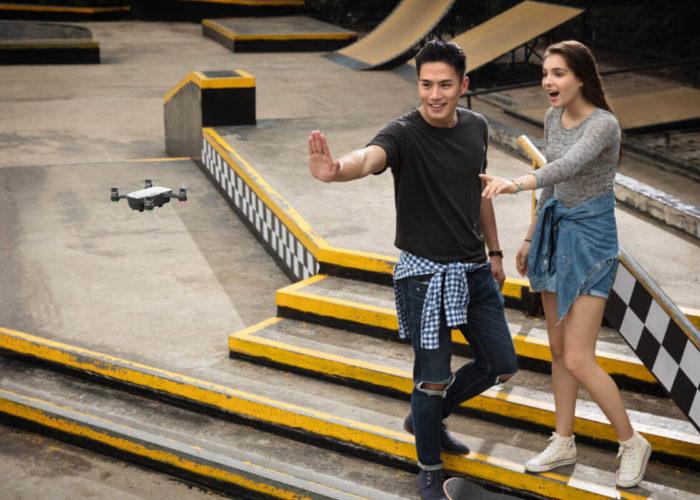 nano drone with camera dji spark