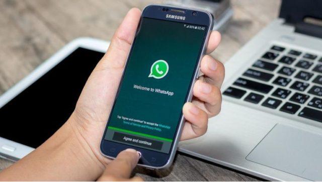 Chat Pinning Whatsapp thetechtoys dot com