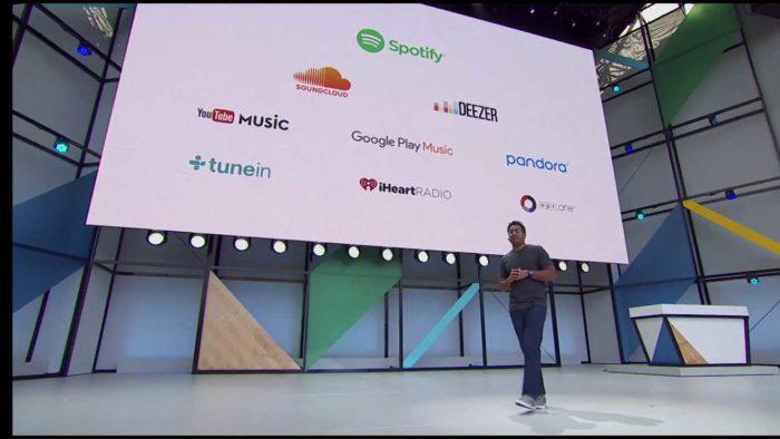 Google Home Android Go Google I/O 2017 thetechtoys dot com