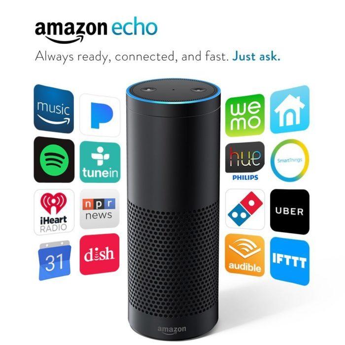Amazon echo best smart home speaker