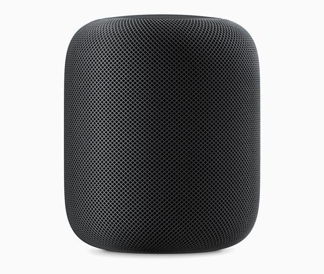 Best smart home speaker Apple HomePod