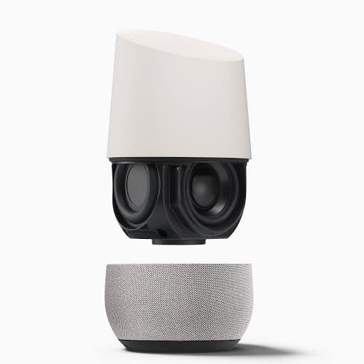 google home best smart home speaker