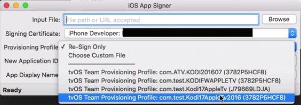 Kodi on Apple TV 2 thetechtoys dot com
