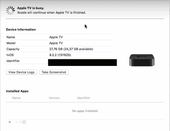 Kodi on Apple TV thetechtoys dot com