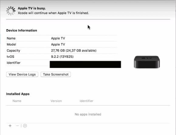 Kodi on Apple TV thetechtoys dot com