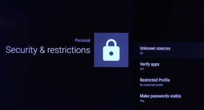 nvidia shield kodi thetechtoys dot com