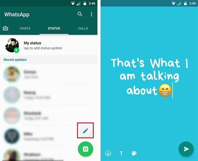 new whatsapp upadate thetechtoys dot com