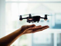DJI mavic air nano drone