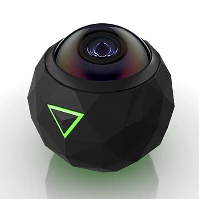 360 video camera