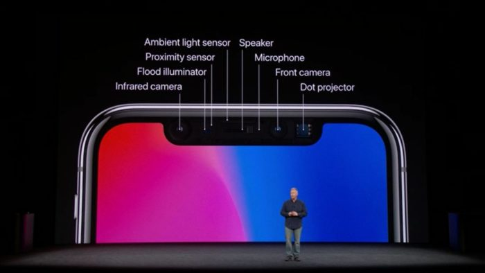 facid iphone x