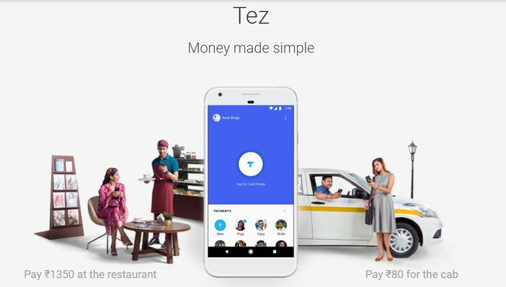 tez payment app the tech toys dot com