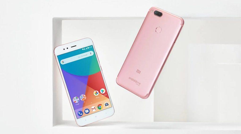 best smartphone under 15000 mi a1