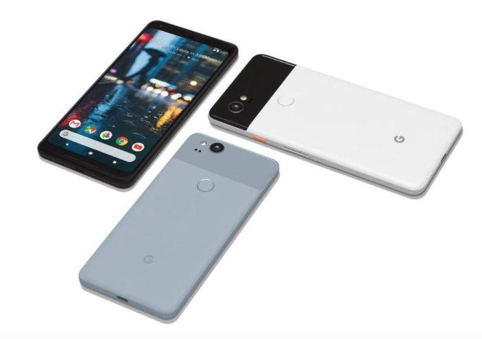 best smartphone 2017 google pixel 2