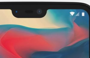 OnePlus-6-design-screen-notch