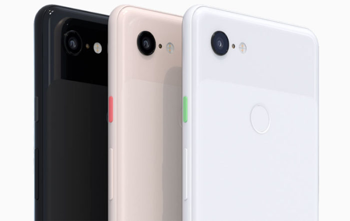 Pixel-3-all-colors