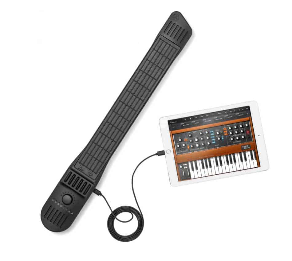Artiphon-INSTRUMENT-1-MIDI-portable-guitar